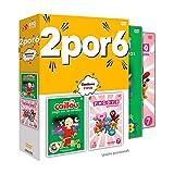 2 Por 6: Pocoyo+Caillou (Oct16) [DVD]