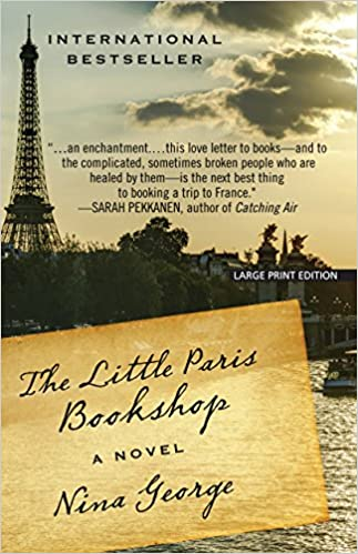 Image result for little paris bookshop book cover