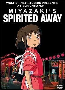 Spirited Away from Walt Disney Home Entertainment Presents A Studio Ghibli Film