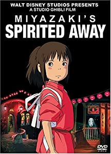 Cover of &quot;Spirited Away&quot;