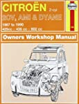 Citroen 2CV Owner's Workshop Manual