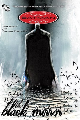 Batman: The Black Mirror Reprint edition by Scott Snyder (2013) Paperback