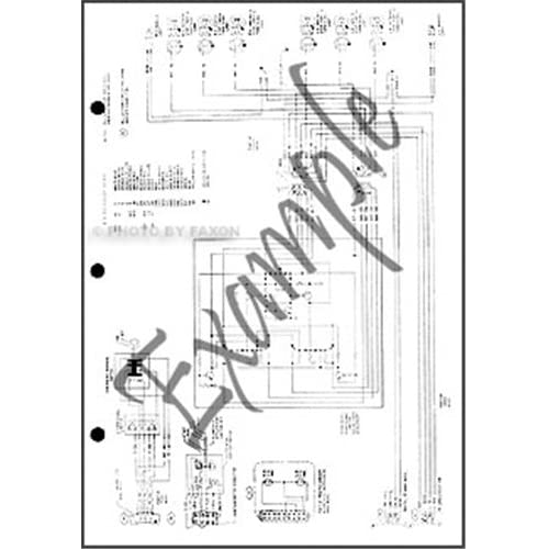 l9000 ford wiper wiring diagram