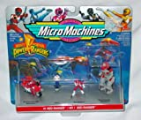 Micro Machines Mighty Morphin Power Rangers Number 1 Red Ranger