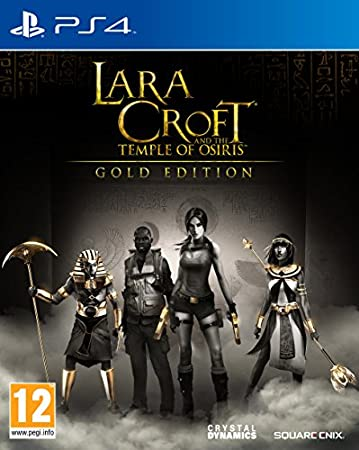 Lara Croft & The Temple of Osiris: Gold Edition (PS4)