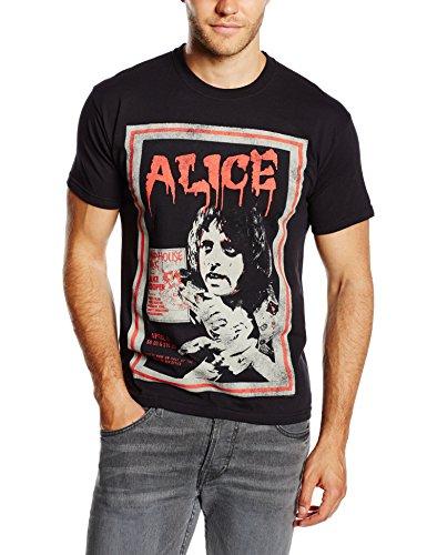 Alice Cooper Men's Vintage Poster Short Sleeve