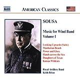 Sousa - musique Ensemble A Vents