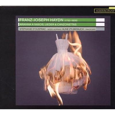 Haydn - œuvres pour voix avec accompagnement 515A6xTGZcL._SS400_