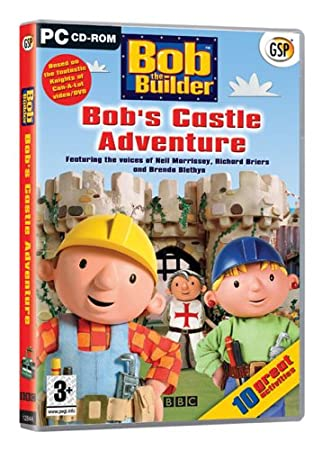Bob the Builder Castle Adventure (PC)
