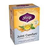 Yogi Teas Joint Comfort Tea Bags, 16 Count