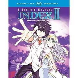 Certain Magical Index II: Season Two [Blu-ray]
