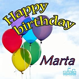 Birthday to You (Birthday Marta): Michael & Frencis: MP3 Downloads