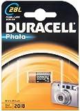 """DURACELL Blister de 1 Pile lithium """"Photo"""" 28L (2CR1/3N/Px28L)"""