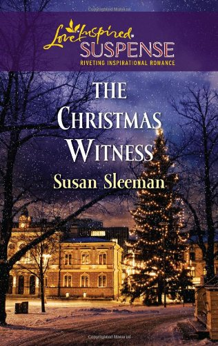 Image of The Christmas Witness (Love Inspired Suspense)