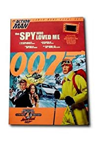 Action Man James Bond: The Spy Who Loved me Doll