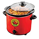 Nostalgia Electrics FQP400 Fiesta Series Queso Chili Pot