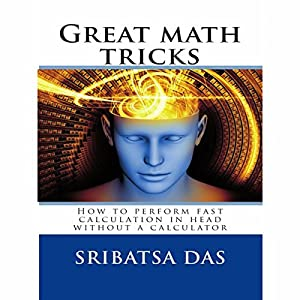 Great Math Tricks Audiobook