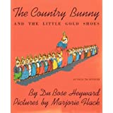 The Country Bunny and the Little Gold Shoes (Sandpiper Books) ~ DuBose Heyward