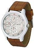 Atkin Analog Brown Men's Watch - AT-205