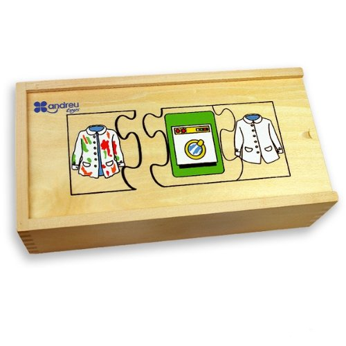 Andreu Toys - Puzzle Secuencias Grande