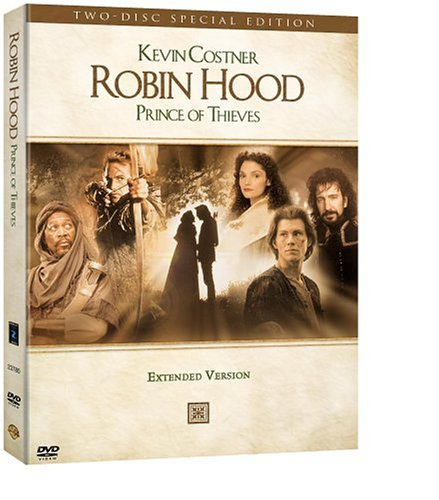 Cover art for  Robin Hood - Prince of Thieves (Two-Disc Special Extended Edition)