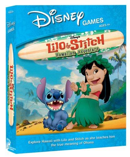 Disney's Lilo & Stitch Hawaiian Adventure - PC