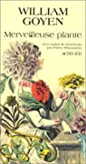 Merveilleuse plante par Goyen