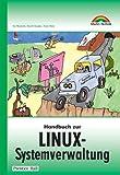 img - for Handbuch zur Linux-Systemverwaltung . book / textbook / text book
