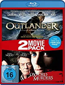 Outlander / Oxford Murders [Blu-ray]