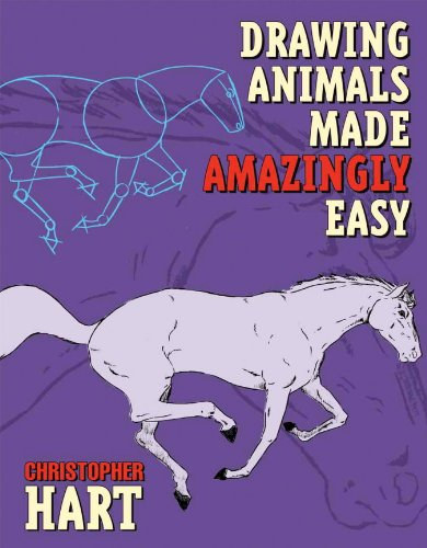 Christopher Hart - Drawing Animals Made Amazingly Easy