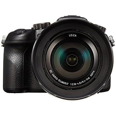 Panasonic デジタルカメラ ルミックス FZ1000 2010万画素 光学16倍 ブラック DMC-FZ1000