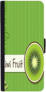 Snoogg Bright Organic Kiwi Fruit Card In Vector Format Designer Protective Fl...
