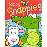 "Happy Snappies: ""Farmyard Fun"", ""Jolly Jungle"", ""Pet Parade"", ""Zany Zoo"" (Happy Snappy Book): ""Farmyard Fun"", ... ""Jolly Jungle"", ""Pet Parade"", ""Zany Zoo""by Derek Matthews"
