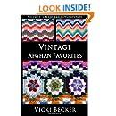 Vintage Afghan Favorites: Granny and Ripple Afghans (Volume 1)