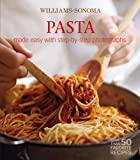 img - for Williams-Sonoma Mastering: Pasta, Noodles & Dumplings: made easy with step-by-step photographs book / textbook / text book