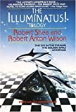 img - for The Illuminatus! Trilogy: The Eye in the Pyramid, The Golden Apple, Leviathan by Robert Shea (Dec 1 1983) book / textbook / text book