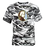 CafePress Mozart Dark T-Shirt