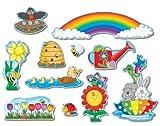 Carson Dellosa Spring Bulletin Board Set (110048)