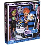 Monster High Wolf sisters Clawdeen and Howleen Wolf