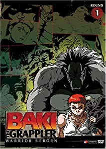 Baki the Grappler, Vol. 1: Warrior Reborn