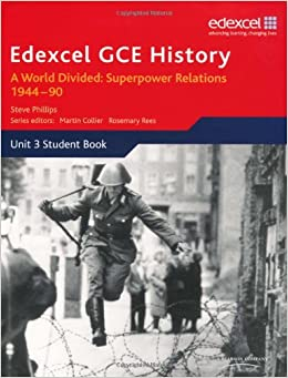 edexcel gce history coursework I've done the a2 edexcel coursework because i was entered for january i ended up with full marks, 80/80 which i am really chuffed about we did something different though, the topic was britain's empire and its african colonies and we chose our own questions and sources with the sources question it's a.