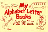 My Alphabet Letter Books, AA to ZZ