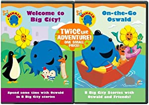 Oswald - On-the-Go Oswald / Oswald - Welcome to Big City!