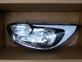 Genuine Hyundai Kia Head Lamp, LH Kia 921011W210