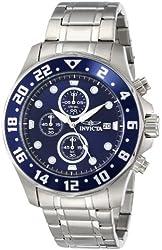 Invicta Men's 15939 Specialty Analog Display Japanese Quartz Silver Dive Watch