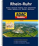 ADAC Stadtatlas Rhein-Ruhr (ADAC Stadtatlanten)
