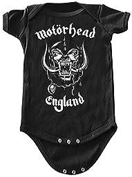 Infant: Motorhead- England Onesie Infant Onesie Size 6 Mos