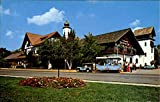Frankenmuth Bavarian Inn Frankenmuth, Michigan Original Vintage Postcard