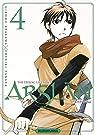 The Heroic Legend of Arslân, tome 4 par Arakawa