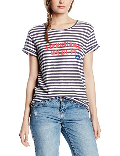 hip-tee-damen-t-shirt-hayward-multicolor-navy-white-stripes-medium